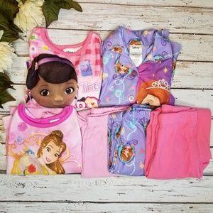 Disney   Princess Doc McStuffins Sofia Warm PJs